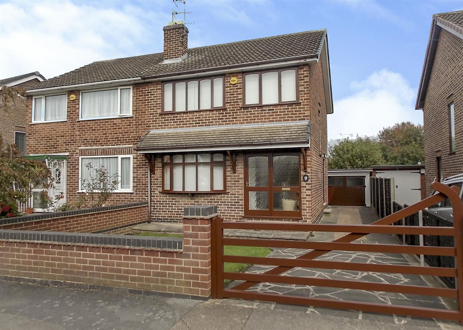 3 Bedrooms Semi Detached House for sale in Collingwood Road, Long Eaton